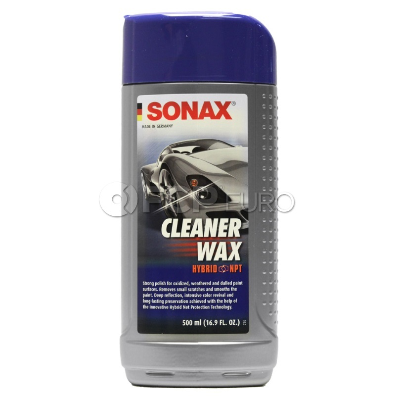 Paint Cleaner Hybrid NPT (500 ml Bottle) - SONAX 202241