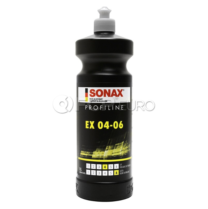ProfiLine EX 04-06 Polish (1 Liter Bottle) - SONAX 242300