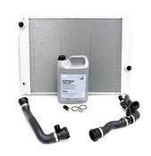 BMW Radiator Replacement Kit - 17117519209KT