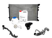 Audi Cooling System Kit  - Nissens 1J0121253SKT
