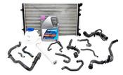 VW Cooling System Kit - Nissens KIT-1J0121253SKT3