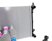VW Cooling System Kit - Nissens KIT-1K0121251CJKT9