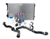 VW Cooling System Kit - Nissens KIT-5K0121251JKT10