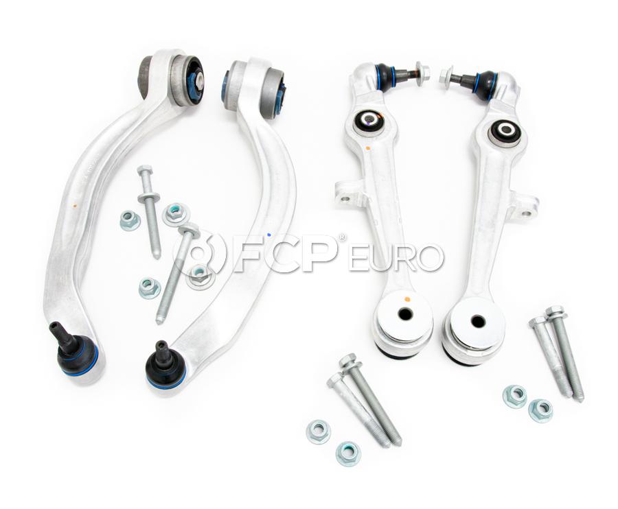 Audi VW Control Arm Kit - Meyle HD AUDICAFLR
