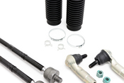 VW Tie Rod Kit - Lemforder KIT-1K0423810AKT2