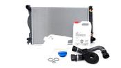 Audi Cooling System Kit - Nissens 4F0121251AFKT2