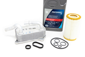 Mercedes Oil Cooler Replacement Kit - Nissens 1121880401