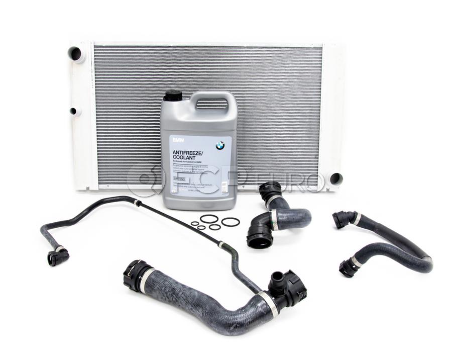 BMW Radiator Replacement Kit - 17117795138KT