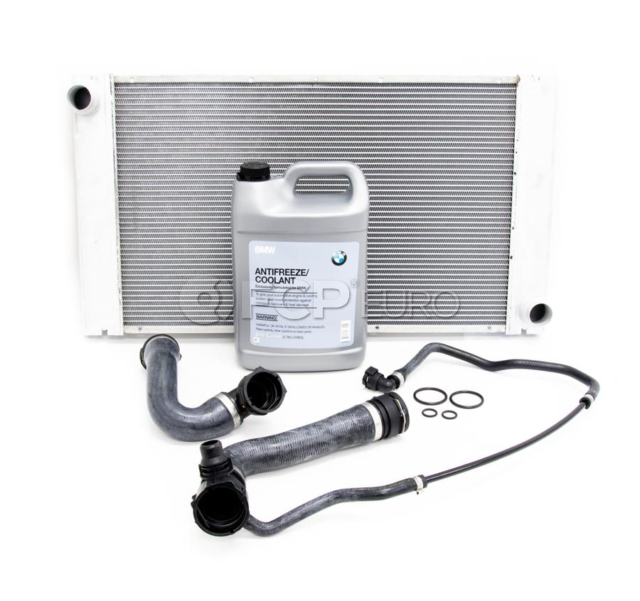 BMW Radiator Replacement Kit - 17117795879KT