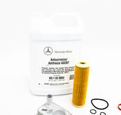 Mercedes Oil Cooler Replacement Kit - Nissens 2711801010