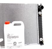 Audi Cooling System Kit - Nissens 4F0121251AHKT