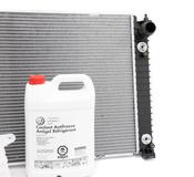 Audi VW Cooling System Kit - Nissens 4F0121251AHKT2