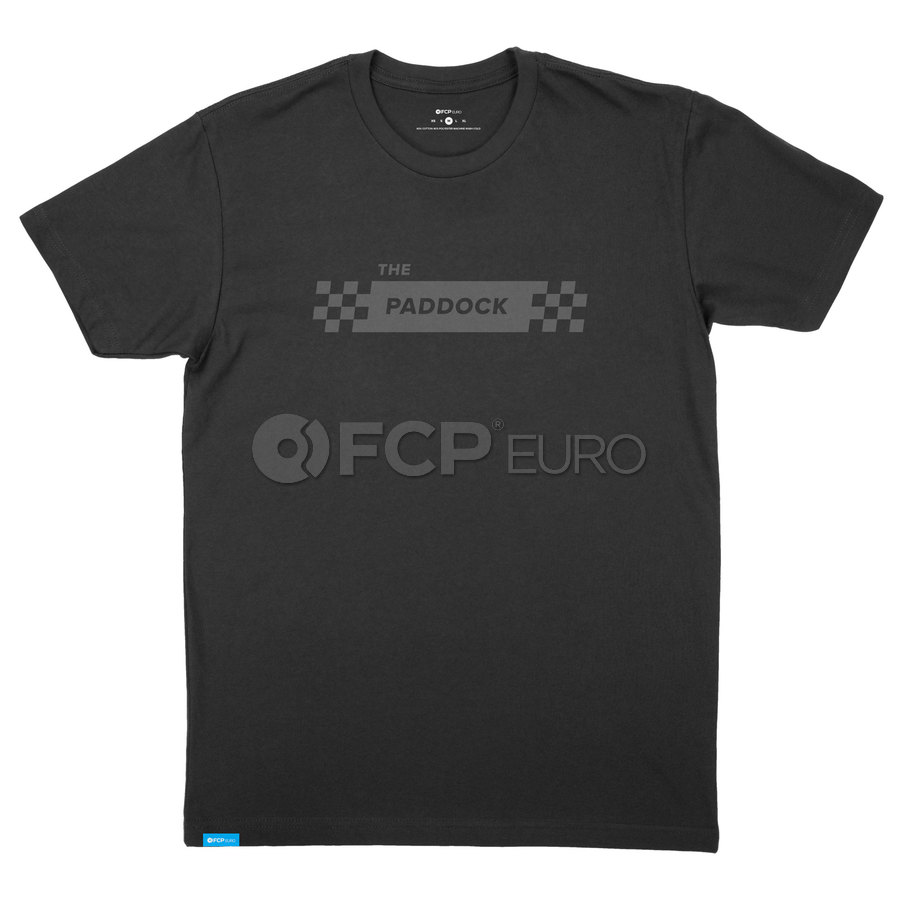 T-Shirt (Black) Medium - FCP Euro 577212
