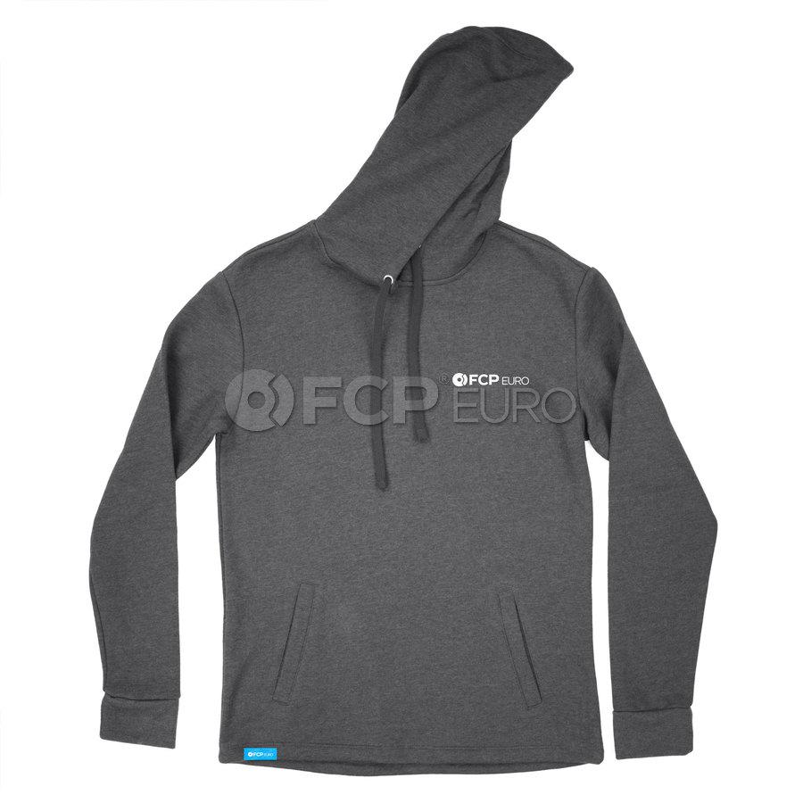 Quality Badge Hoodie (Black) Small - FCP Euro 577232