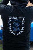 Quality Badge Hoodie (Black) Medium - FCP Euro 577233