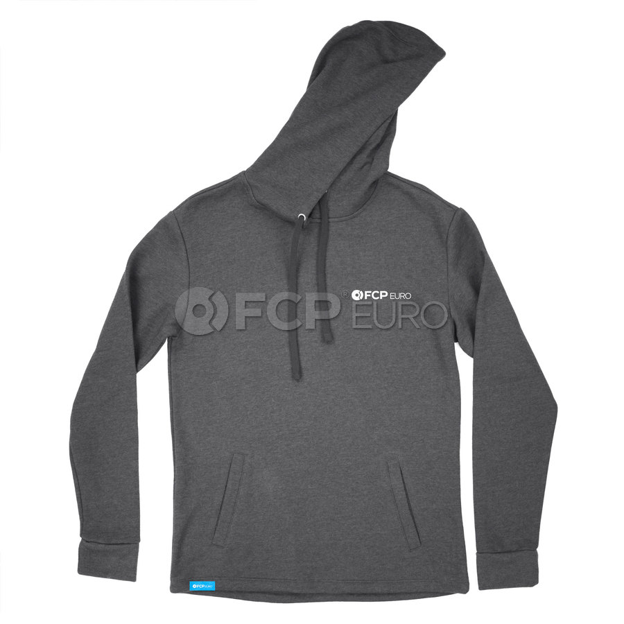 Quality Badge Hoodie (Black) Large - FCP Euro 577234