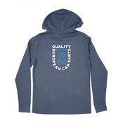 Quality Badge Hoodie (Midnight Navy) 2XL - FCP Euro 577243