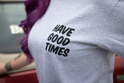 Have good times, build cool cars T-Shirt (HeatherGray) Extra Small - FCP Euro 577189
