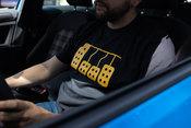 Pedals T-Shirt (Black) Medium - FCP Euro 577198