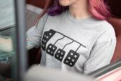 Pedals T-Shirt (HeatherGray) 2XL - FCP Euro 577208