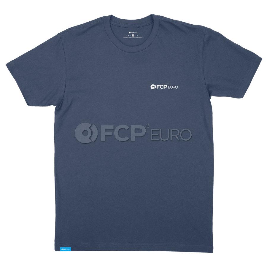 T-Shirt (Midnight Navy) Small - FCP Euro 577225