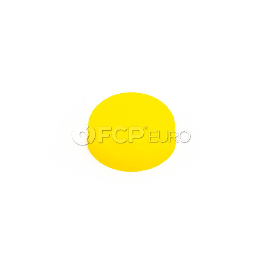 BMW Covering Cap (GoldYellow) - Genuine BMW 51188106919
