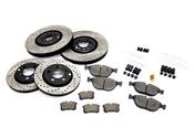 VW Brake Kit - StopTech KIT-R32STOPTECHKIT1
