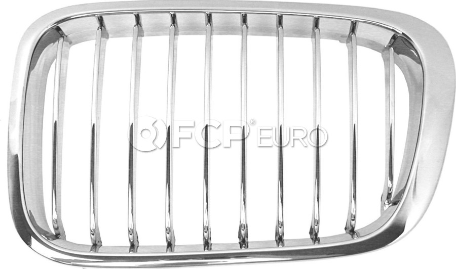 BMW Kidney Grill Left - Genuine BMW 51138208489