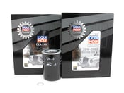 Porsche Engine Oil Change Kit (20W50) - Liqui Moly/Mahle 539005KT