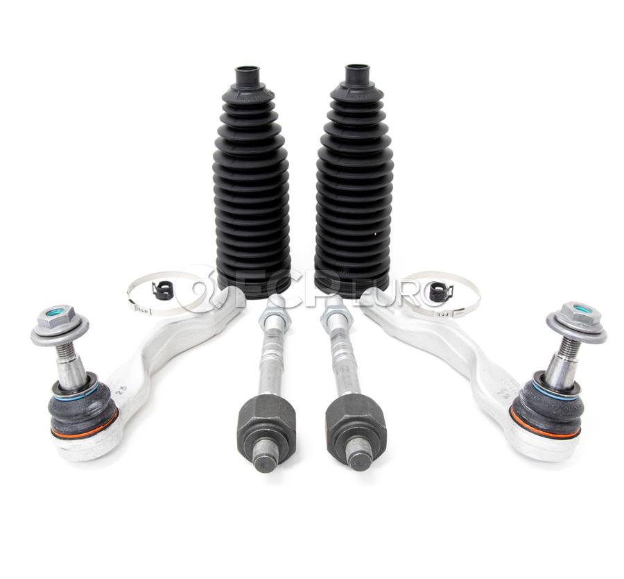 Porsche Steering Tie Rod Kit - Lemforder/Genuine Porsche 3947201KT