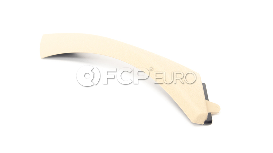 BMW Clasp Inside Door Handle Left (Beige) - Genuine BMW 51419150339