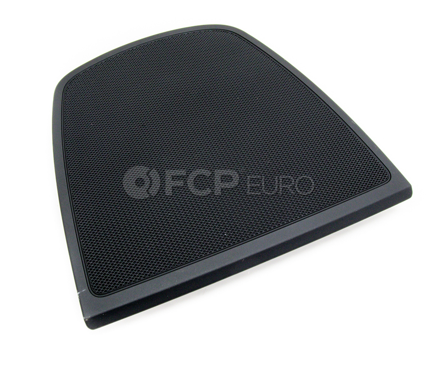 BMW Cover Loudspeaker (Black) - Genuine BMW 51459281639