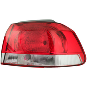VW Tail Light Assembly - Valeo 5K0945096G