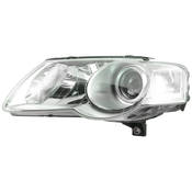 VW Headlight Assembly - Valeo 3C0941005L