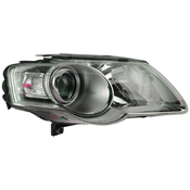 VW Headlight Assembly - Valeo 3C0941006AE