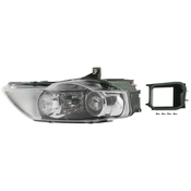 VW Headlight Assembly - Valeo 3C0941754J