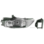 VW Headlight Assembly - Valeo 3C0941753M