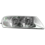 VW Headlight Assembly - Valeo 7L6941018BL