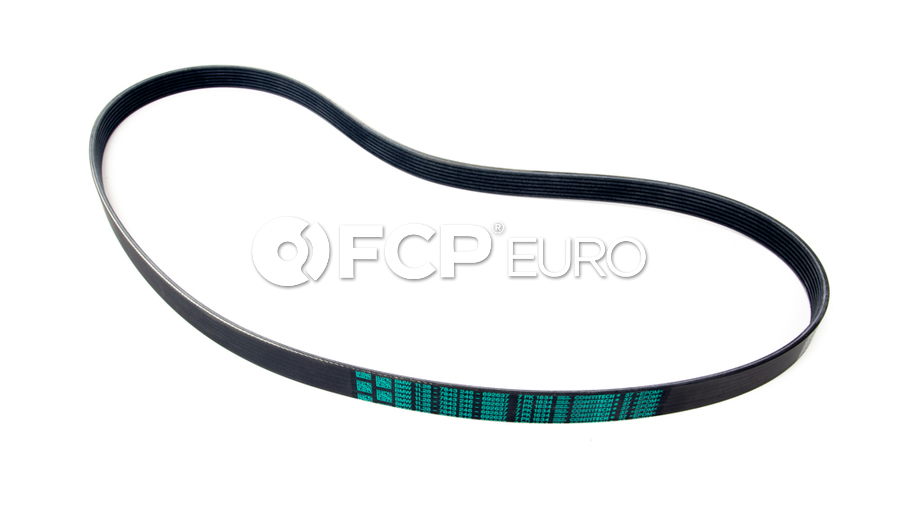 BMW Serpentine Belt - Genuine BMW 11287843246