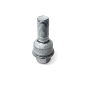 Audi Wheel Lug Bolt - Genuine Audi VW 8R0601295