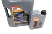 Saab Engine Oil Change Kit - Liqui Moly/Hengst E630H02D103KT