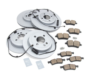 Mini Brake Kit - Zimmermann/Akebono 34116768933KTFR