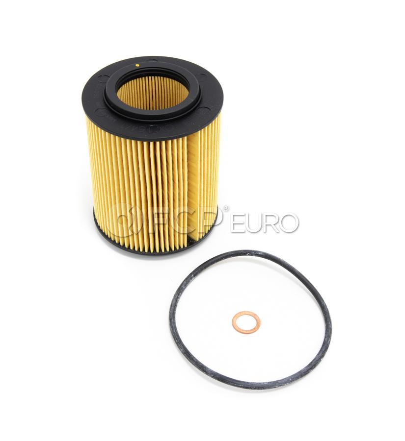 For 2011-2015 BMW 740i Oil Filter Kit Hengst 26194XV 2012 2013 2014 Oil Filter