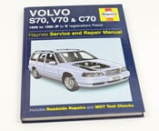 Volvo Haynes Repair Manual - Haynes 3573