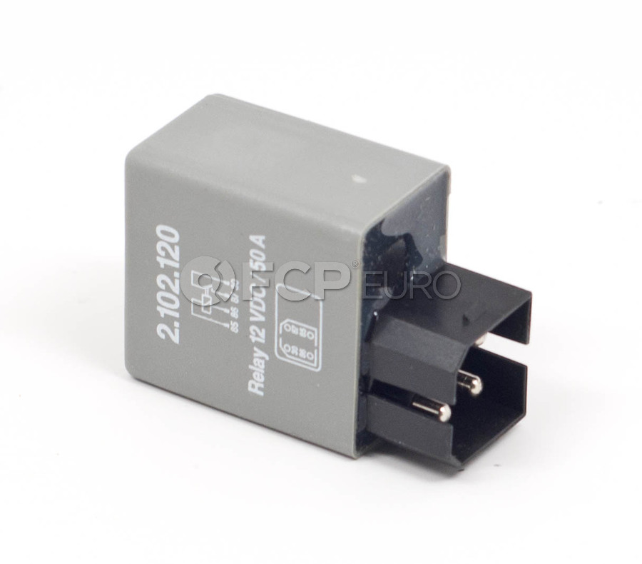 Volvo Radio Noise Suppression Relay - KAE 3544322