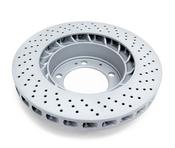 Porsche Brake Disc - Zimmermann 460152020