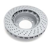 Porsche Brake Disc - Zimmermann 460152120