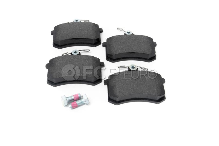 Audi Brake Pad Set - Pagid 4D0698451B