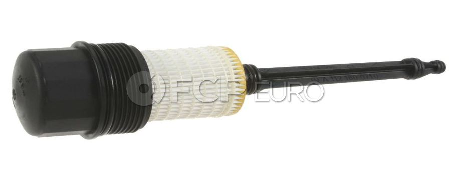 Mercedes Engine Oil Filter Housing Cap - Genuine 1121800710