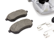 Mercedes Brake Caliper Replacement Kit - TRW 2044212481